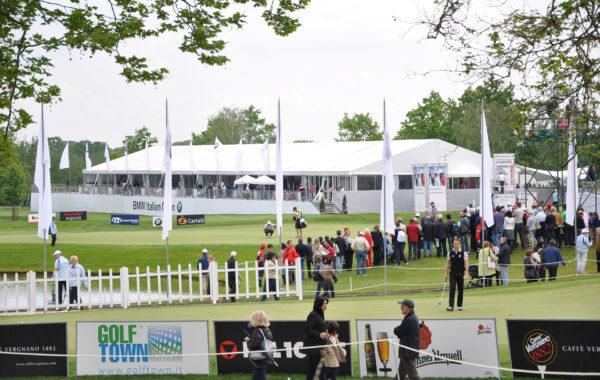 Area ospitalità Open d'Italia Golf